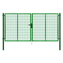 Gate for Twin Wire Panel 2D